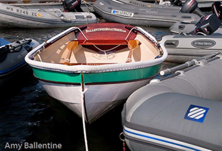 Ballentine's Boat Shop Fleet & Calendar Girls!